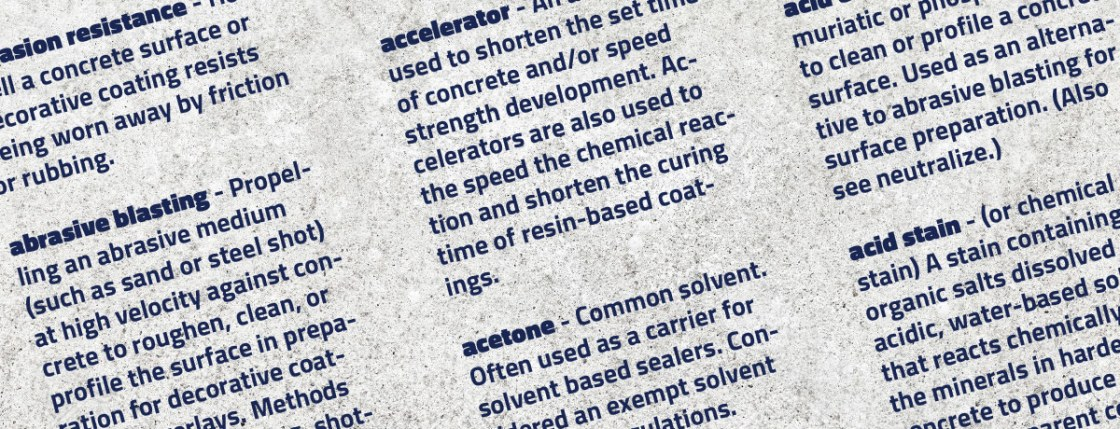 Image for Concrete Glossary Terms blog post